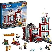 LEGO® City Itfaiye Merkezi (60215)