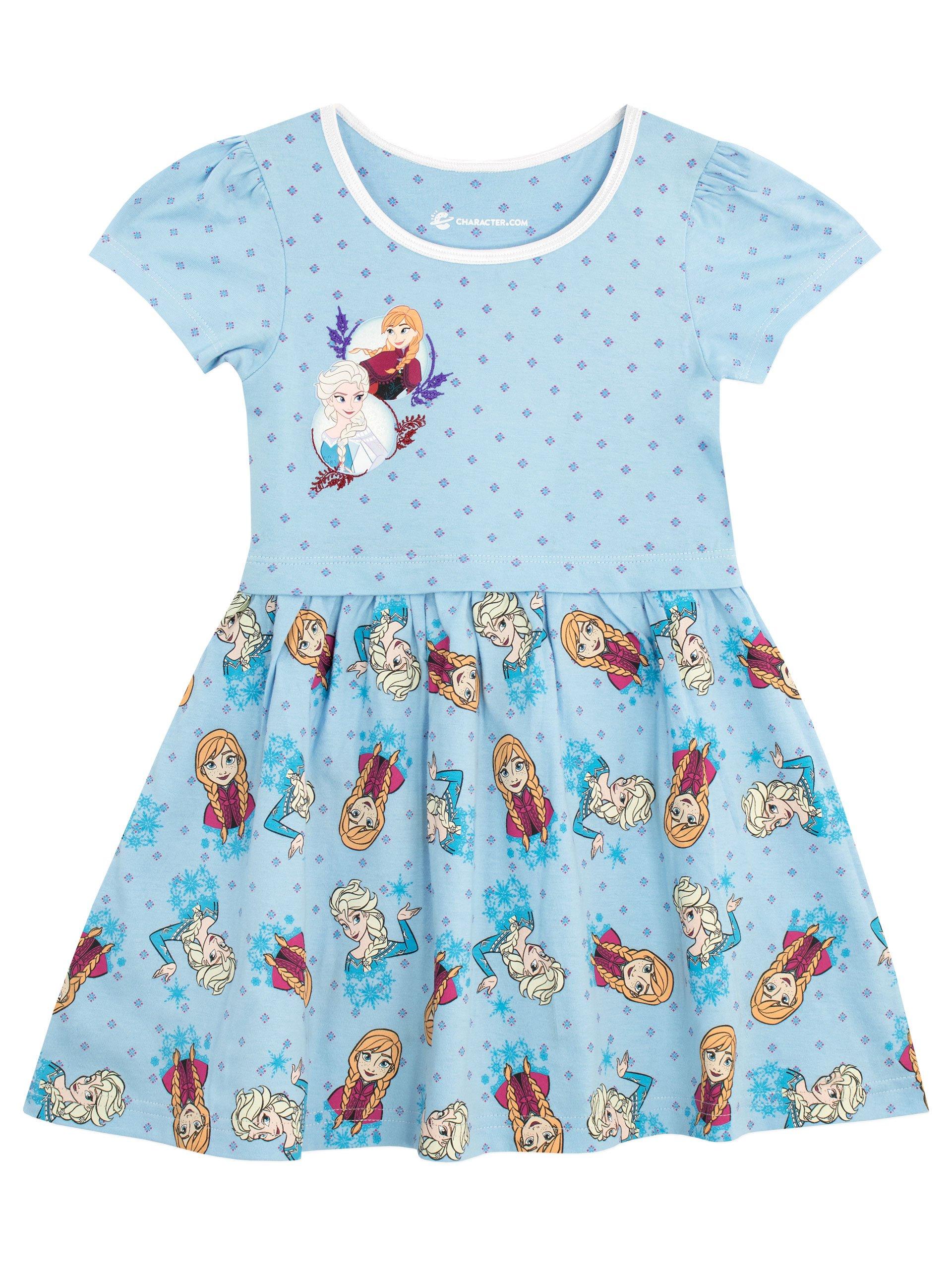 Disney Girls' Frozen Dress Size 4