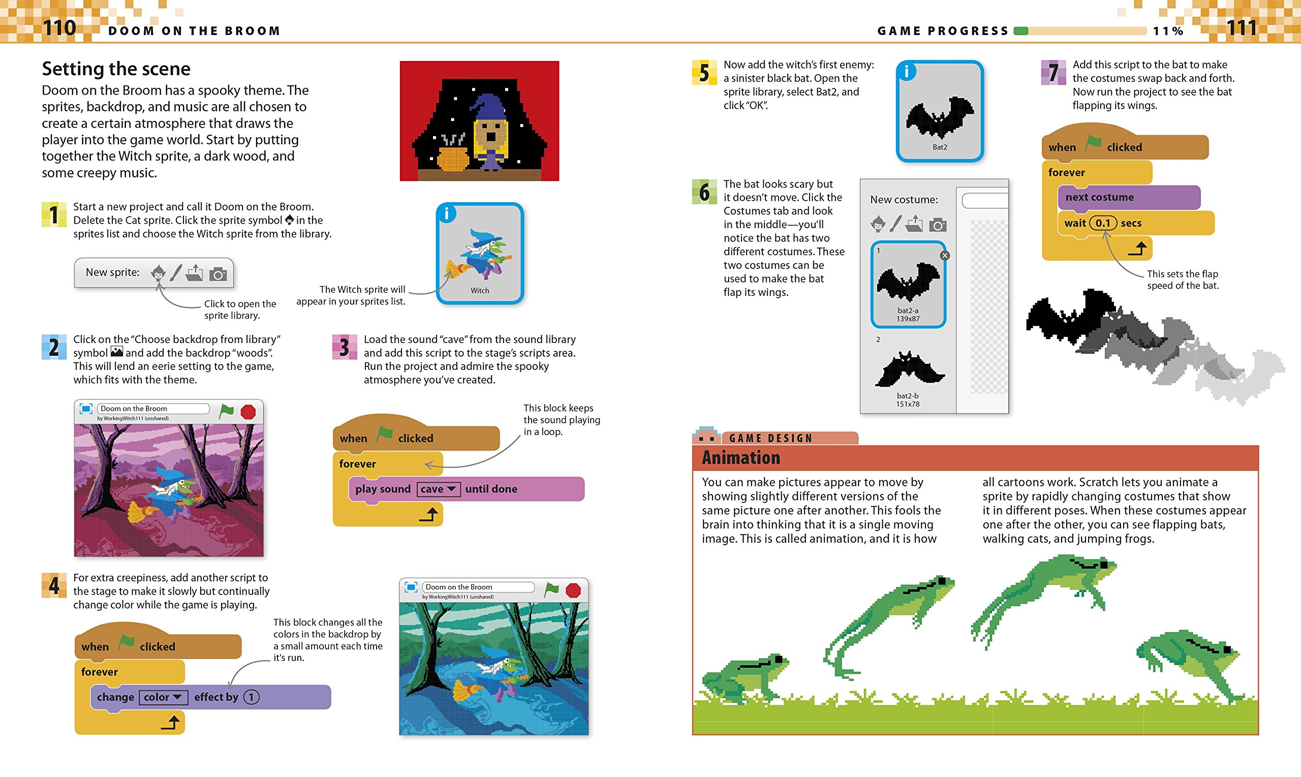 Coding Games in Scratch by DK Publishing (Image #4)