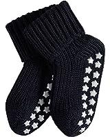 FALKE Unisex - Baby Socken Cotton Catspads, Einfarbig