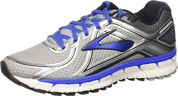 Brooks Adrenaline GTS 16 Sneakers Laufschuhe Herren Grau/Silber/Blau
