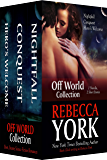 THE OFF WORLD COLLECTION (Off World Series Sampler): Short, Steamy Science-Fiction Romances