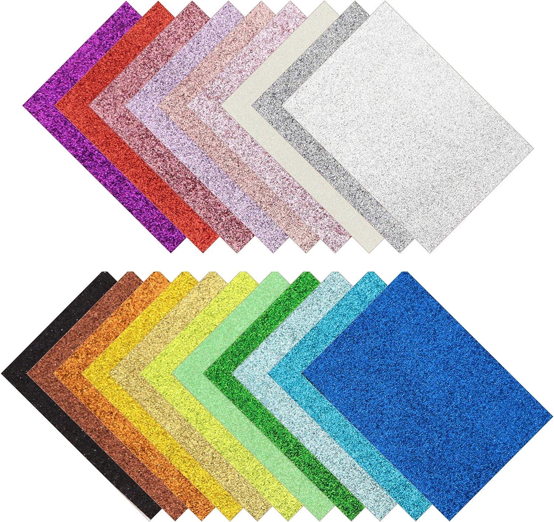 Vinyl Fabric Sheet Birdhouse Fine Glitter Canvas Sheets CA2-118