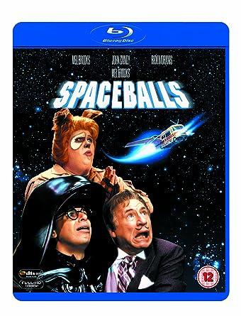 Spaceballs Blu Ray 1987 Region Free Amazoncouk Bill