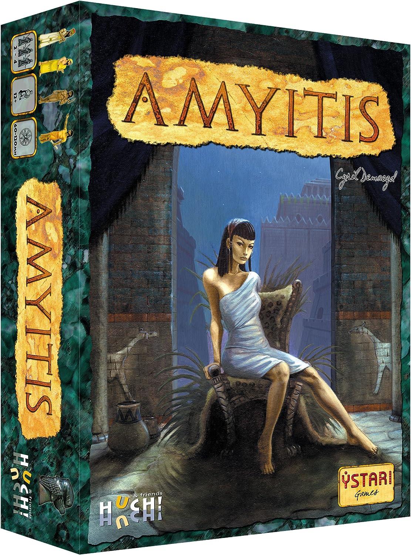 Ystari Huch & Friends 75563 Amyitis - Juego de Mesa [Importado de Alemania]: Amazon.es: Juguetes y juegos