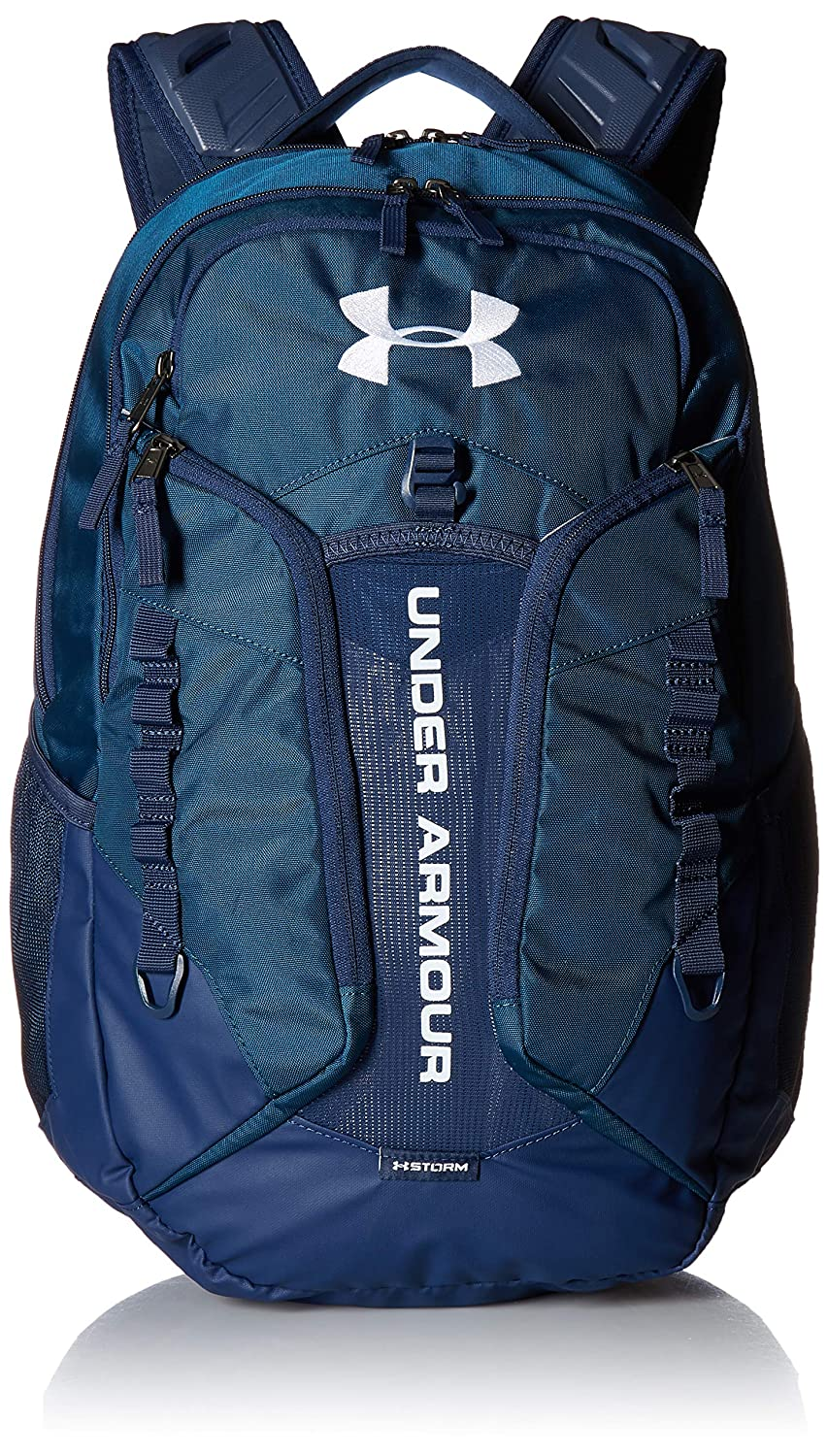 Under Armour Storm Contender Backpack Black/Steel One Size UNDSF 1277418
