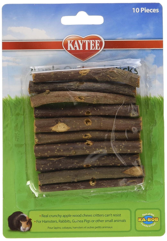 Kaytee Superpet (Pets International) SSR61126 Wood Small Animal Apple Orchard Chew Sticks
