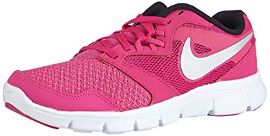 f54cd3a81c7ac Nike Girl s Flex Experience 3 Athletic Shoe (4.5 Big Kid M