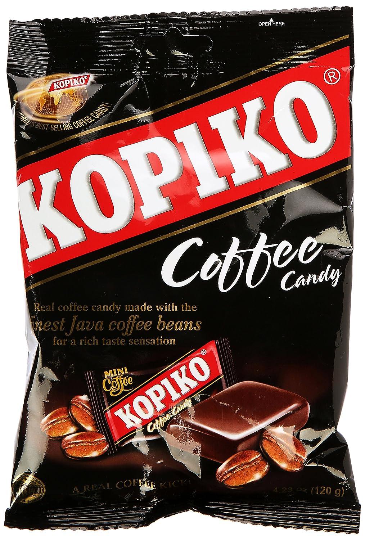 Amazon Com Kopiko Coffee Candy 4 23 Oz Hard Candy Grocery Gourmet Food