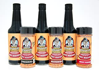 product image for Daddy Hinkle's - 6 Pack Bottle Combo