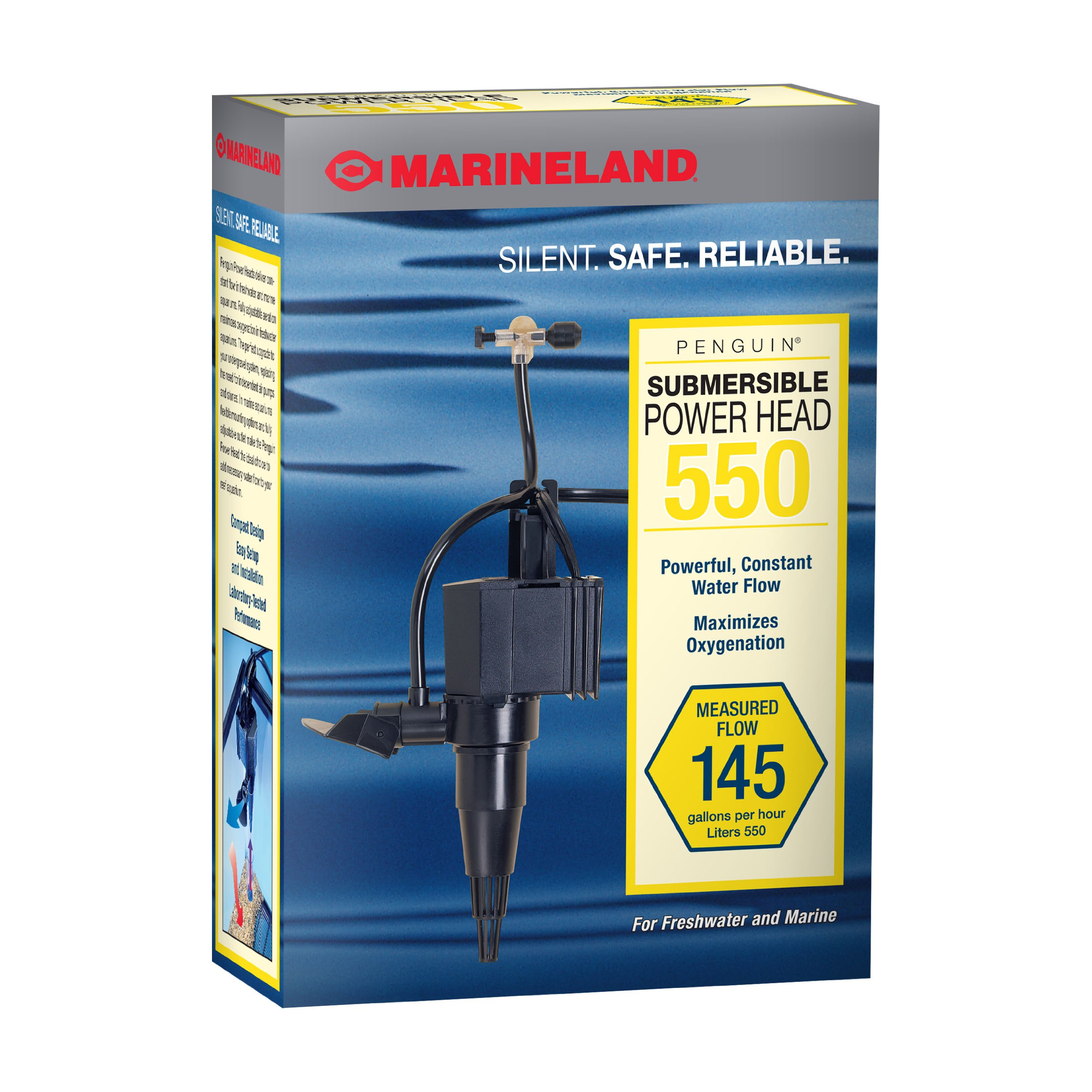 MarineLand Penguin Submersible Power Head Pump for Aquariums