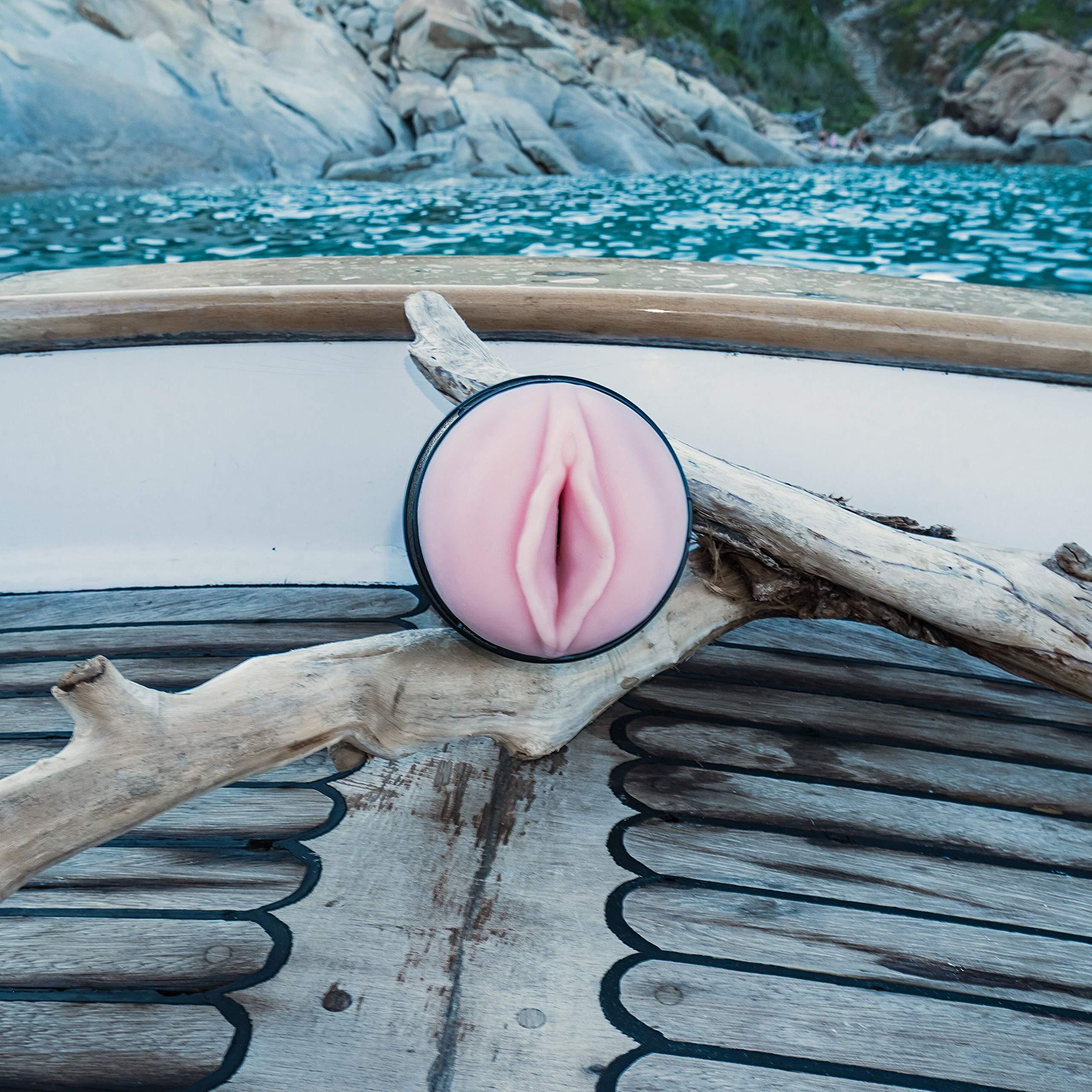 Fleshlight Classic | Pink Lady Mini Lotus | Our Tighter Male Masturbator by Fleshlight (Image #3)