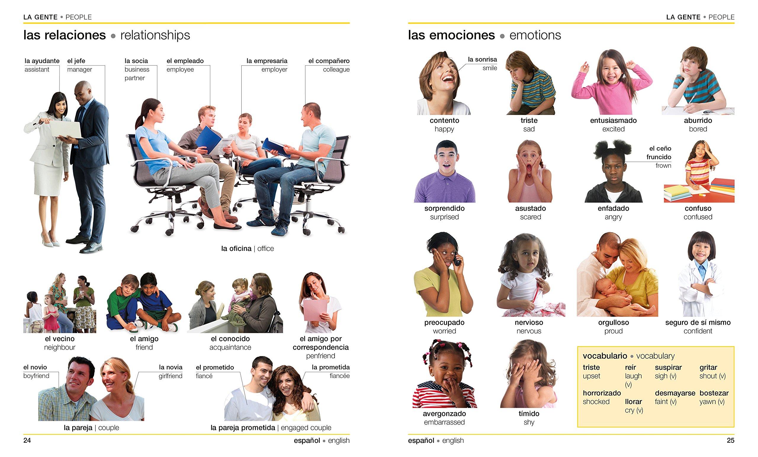 Spanish english bilingual visual dictionary dk bilingual dictionaries amazon co uk dk 9780241199206 books