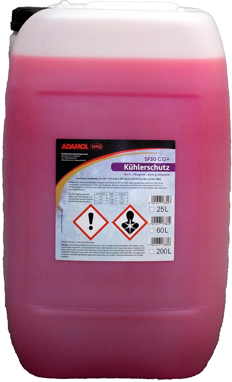 ADAMOL 1896 01260349 Antifreeze SF30 G12 + 25L
