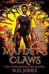 Mafdet's Claws (Feline Nation Book 2) Kindle Edition
