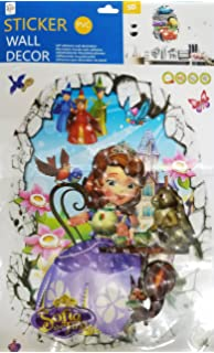Buy Roommates Sofia The First Wall Decals (Multi-Color) Online at ...