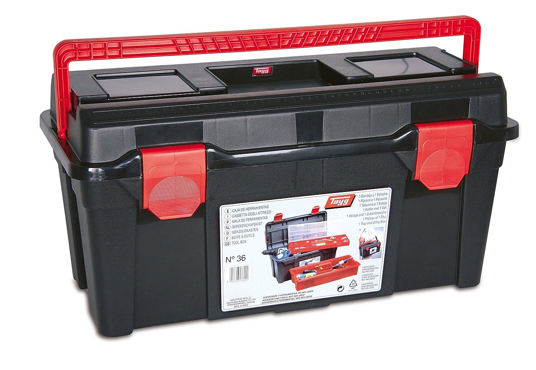 Tayg M255703 - Caja herramientas n.36 plastico 136009