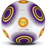 Millenti Knuckle-It Pro Match Boys/Girls Thermal Soccer Ball Purple Size 5 (SB-TF-P-KIPPSB-5)