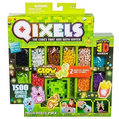 Qixels S4 Mega Refill Pack: Toys & Games