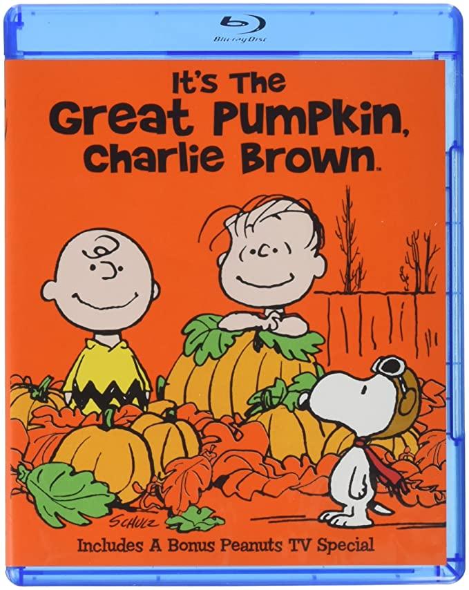 It'S The Great Pumpkin Charlie Brown [Edizione: Stati Uniti] [USA] [Blu-ray]