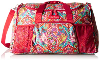 109ea89e55 Amazon.com  Vera Bradley Women s Ultimate Sport Bag