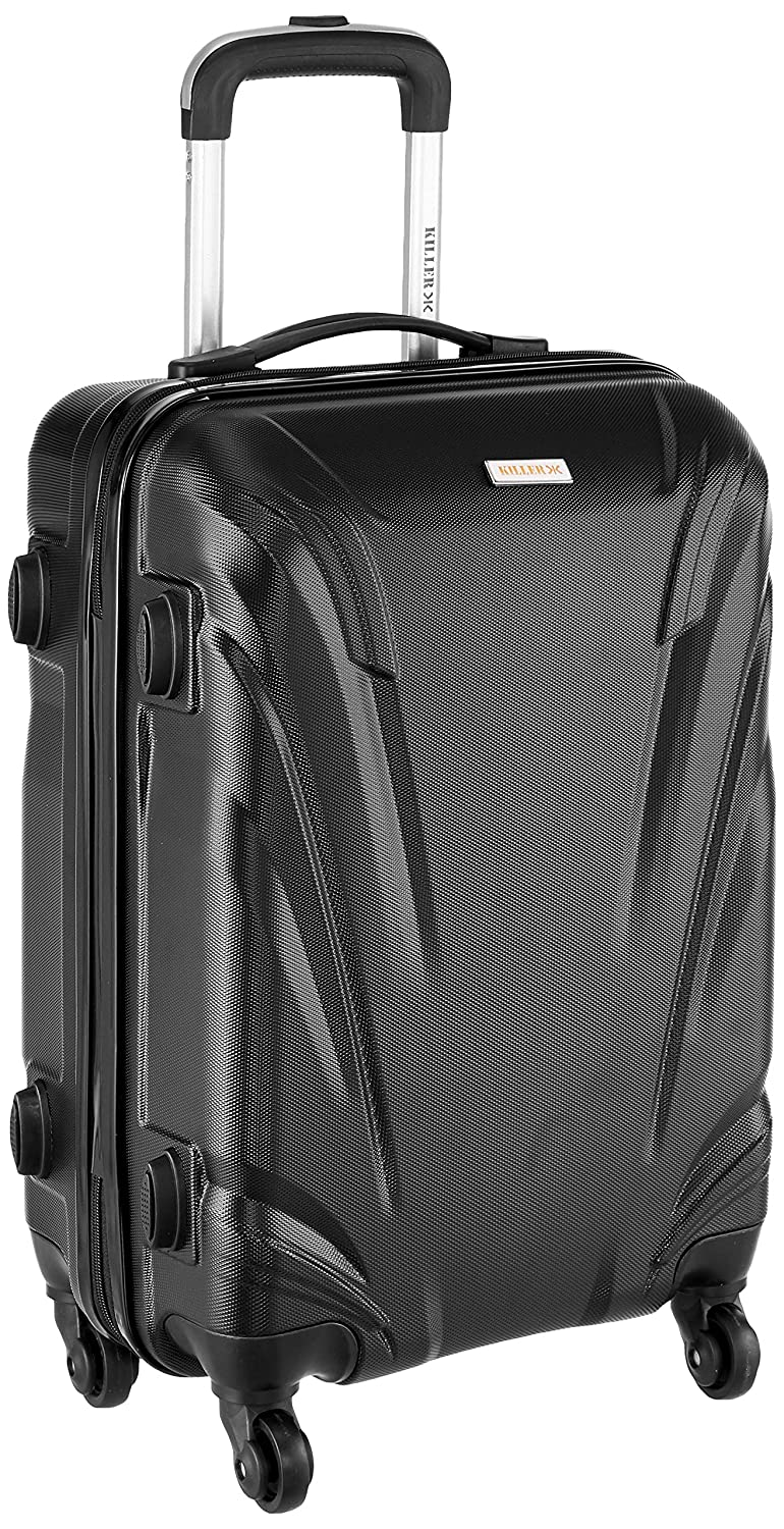 KILLER ABS 58 cms Black Hardsided Cabin Luggage (SKYDA-Oyster STNDRD BK)