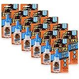 Gorilla Super Glue 15 Gram, Clear, (Pack of 11)