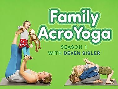 Amazon com: Watch Family AcroYoga - Season 1 | Prime Video