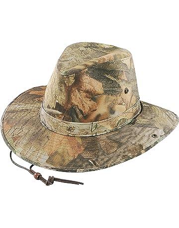 7709c6576636e Henschel para Hombre Australiano Gorro de Caza