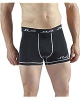 SUB Sports DUAL Mens Compression Boxer Shorts - All Season Base Layer