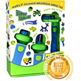 Quill On Quiller and Buddies Funcraft Kit for Kids (Blue, 8 Years)