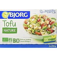 Bjorg Tofu Nature Bio 2 x 200 g - Lot de 5