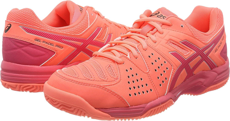 ASICS Gel-Padel Pro 3 SG, Zapatillas de Tenis para Mujer: Amazon ...