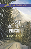 Rocky Mountain Pursuit (Love Inspired Suspense)