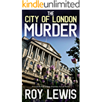 THE CITY OF LONDON MURDER an addictive crime mystery full of twists (Eric Ward Mystery Book 7)