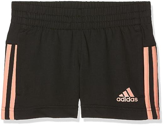 adidas Mädchen Knitted Shorts: : Bekleidung
