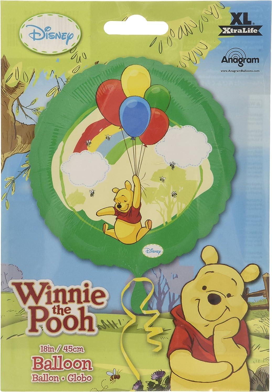 "Winnie The Pooh Globo de 18/"""