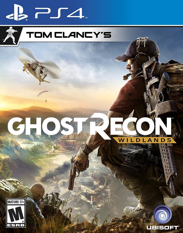Amazon.com: Tom Clancy's Ghost Recon Wildlands - PlayStation 4 ...