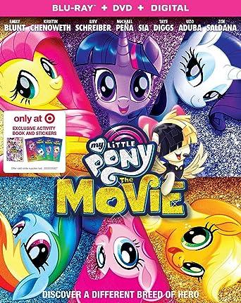 My Little Pony:Movie Target Exclusive