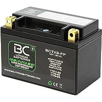 BC Lithium Batteries BCTX9-FP Batería Litio para Moto