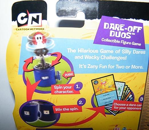 Cartoon Network Dare off Duos Billy /& Blooregard Collectible Figures