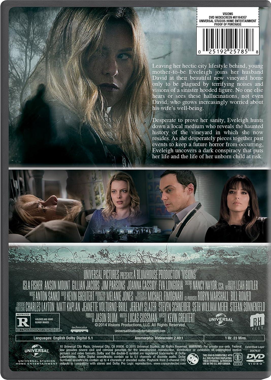 Amazon com: Visions: Isla Fisher, Anson Mount, Gillian Jacobs, Jim