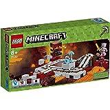 LEGO Minecraft 21130- La Ferrovia del Nether