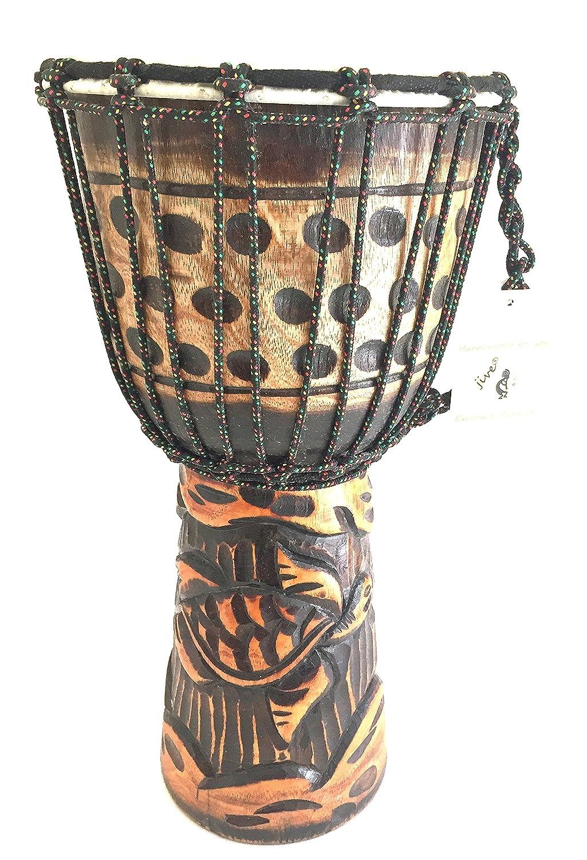 Djembe Bongo Congo Hand Drum- Dragon Drum Jive