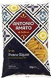 Antonio Amato - Penne Rigate n 80, Pasta di semola di grano duro , 500 g