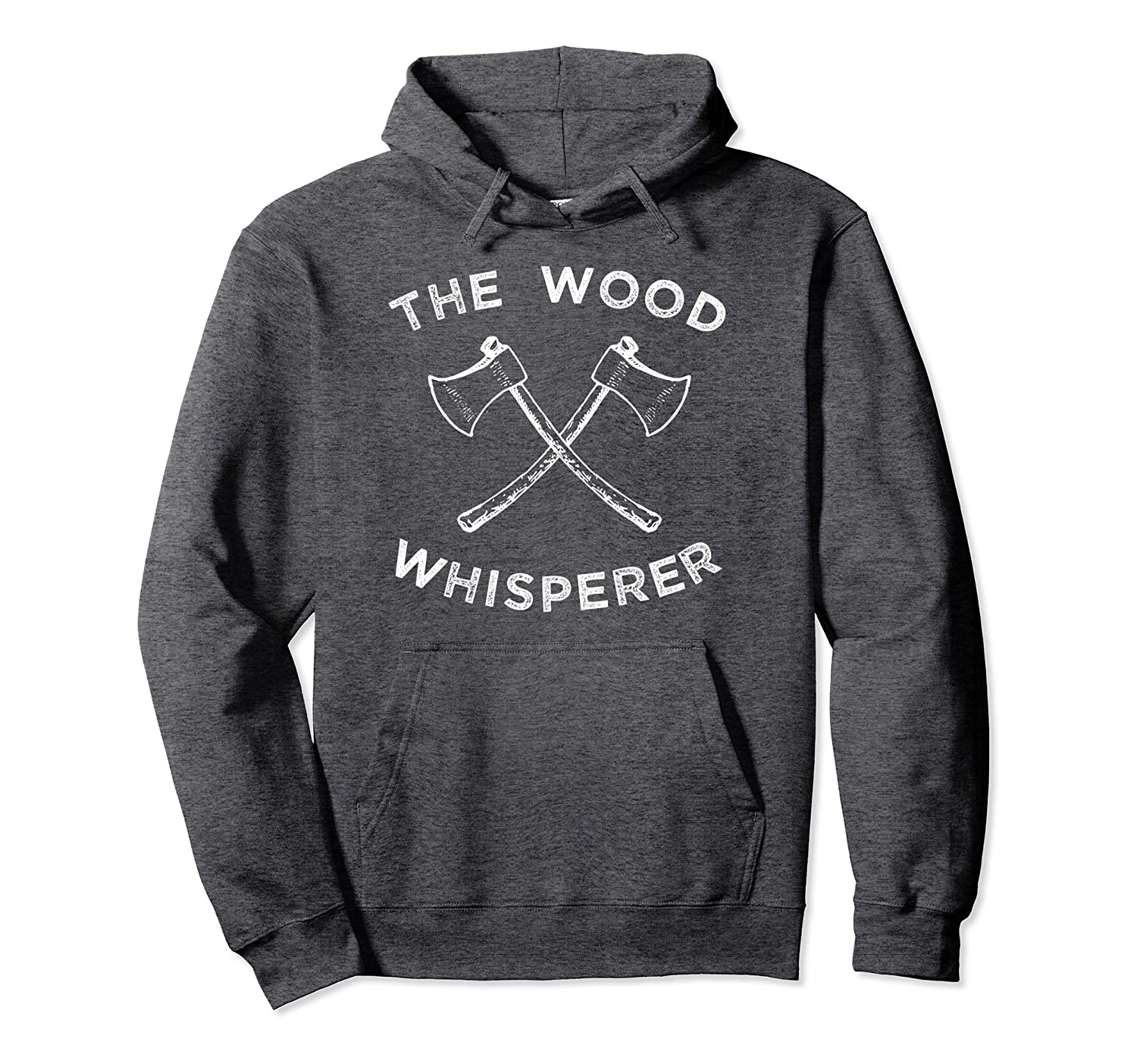 Funny Axe Hoodie, The Wood Whisperer Arborist Gift-Colonhue
