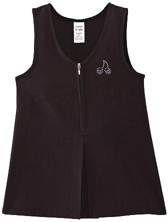 8d63966a3 Trutex Junior Girl's School Pinafore Dress, Grey, 9 Years: Amazon.co ...