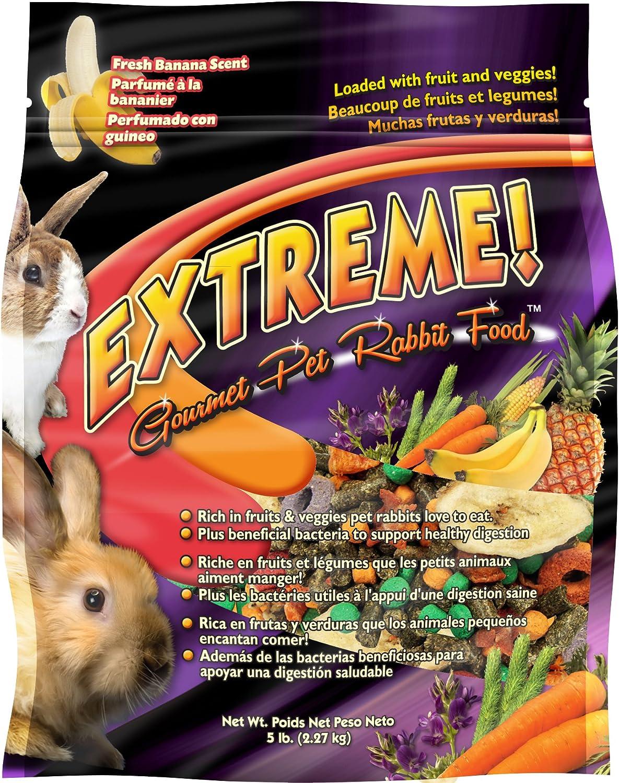 F.M.Brown'S Extreme! Gourmet Pet Rabbit Food, 5 Lb