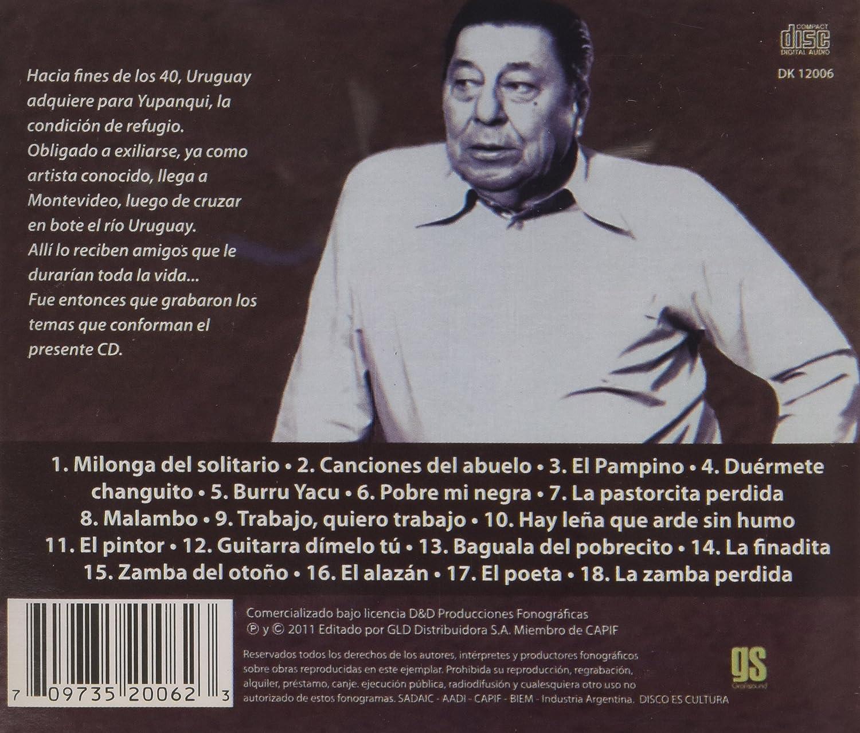 Guitarra Dimelo Tu: Atahualpa Yupanqui: Amazon.es: Música