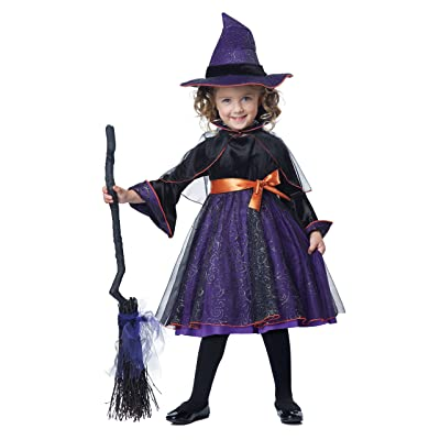 California Costumes Hocus Pocus Toddler Costume, Size 4-6: Toys & Games